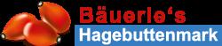 Bäuerles Hagebuttenmark